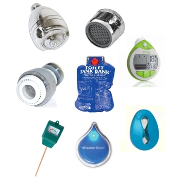 Home Water Saving Products