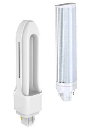 CFL to LED Conversion for Pin Lamps