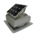 Roof Mounted Solar Attic Fans