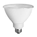 LED PAR30 Light Bulbs: Long Neck, Short Neck, Dimmable
