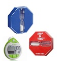 Digital Shower Timers, Sand Shower Timers, LED Shower Timers at Conservation Mart