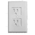 Cardinal Electrical Outlet Insulation Covers - White