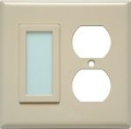 LimeLite Ivory Duplex SideLite 12411 Night Light