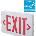 TCP LED Exit Sign with Battery 22743