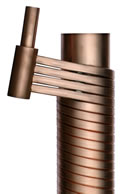 Power Pipe Drain-Water Heat Recovery