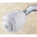 AM Conservation Spoiler Showerhead SH030W 1.75 gpm - White