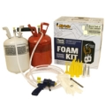 Spray Foam Insulation 600 Kit Fire Retardant formula