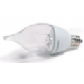 Philips 2.5w EnduraLED BA9 Flame Tip