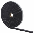 "High Density Sponge Rubber Tape - 3/8"" X 1-1/4"" X 10'"