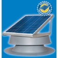 Natural Light 50W Roof Mounted Solar Attic Fan SAF50