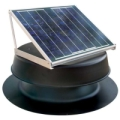 Natural Light 20W Roof Mounted Solar Attic Fan SAF20B