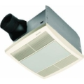 Broan-Nutone 80 CFM Exhaust Fan w/Light QTRE080FLT