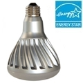 GE 12W Dimmable Energy Smart LED BR30 LED12DBR30/827