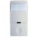 Intermatic Occupancy/Vacancy-Sensing Wall Switch White IOS-DOV-W