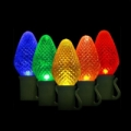 Green Watt 6.5W 50 Lite, C7 LED Light String, Multi-Color