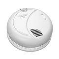 BRK 7010B Photo Smoke Alarm 9V Battery Backup