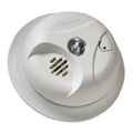 BRK SA304CN Ion Smoke Alarm Escape Light, 9V Battery