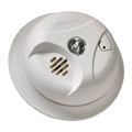 BRK SA304LCN Ion Smoke Alarm Escape Light, 9V Battery