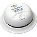 BRK SA340B Ion Smoke Alarm 10 Year Sealed Lithium Power