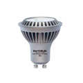 EarthTronics 6.5W GU10 Dimmable LED 4000K LGU10640D7