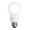 TCP 41314A50K 14W A Lamp Instabright G2 Armor CFL 50K