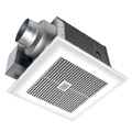 Panasonic 110 CFM FV-11VQC5 WhisperSense Humidity/Motion Exhaust Fan