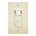 Panasonic WhisperControl FV-WCCS2-A Condensation Sensor Light Switch, Almond