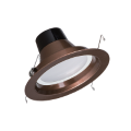 Green Watt 18W LED Downlight 3000K (Oil Rubbed Bronze) G-L8-DL6DWP-18W-3000K