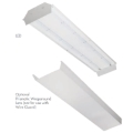 Nebulite Area Light Architectural Straight Arm Mount