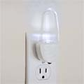 AM Conservation LED-001S 0.5W LED Night Light with Photocell