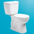 Niagara Single Flush 12 inch 0.8 GPF Original Stealth Round Toilet Bowl+Tank