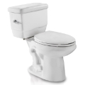 Niagara N2235E 1.28 GPF EcoLogic Tank +  Elongated Toilet Bowl