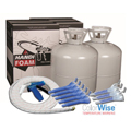 Handi-Foam E84 Class 1 Spray Polyurethane Foam (SPF) Insulation Kit P10726