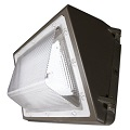 TCP 55 Watt LED Non-Cutoff Wall Pack WP5500150