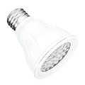 Green Watt 9W Dimmable PAR20 27K 25Deg G-PAR20D-9W-27SS25