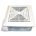 USI 50 CFM BF-504 Bath Exhaust Fan with Custom-Designed Motor