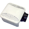 USI 110 CFM BF-1106UQ UltraQuiet Bath Exhaust Fan, Quiet Motor