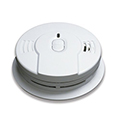 Kidde Lithium Battery Operated Ionization Smoke Alarm i9010