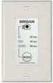 Broan 20/40/60 Minute Wall Control  VB60W