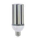 Earthtronics 18W LED HID Replacement Corn Lamp Medium Base  3000K HL1830E26