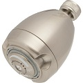 Niagara 2.0 gpm Low Flow Showerhead Brushed Nickel N2920BN