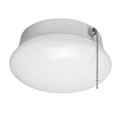 ETi 7 inch Spin Light with Pull Chain (120v) 11.5W  4000K 54484141