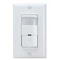 Enerlites DWOS-J Commercial Grade PIR Wall Switch Occupancy and Vacancy Sensor