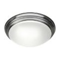 "MaxLite LED PEARL SERIES BRUSHED NICKEL 23W Ceiling Fixture 17"" ML2LA23LPRBNIP927"
