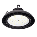 Jarvis 100W Round LED High Bay with Glass Lens, 400W Equal A51-S-100W-50K-110