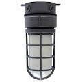 Maxlite Vaporproof Jelly Jar Ceiling Mounted E26 14W A19  LED Lamp 5000K JJC14150