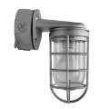 Maxlite Vaporproof Jelly Jar Wall Mounted E26 9W A19  LED Lamp 3000K JJW12001