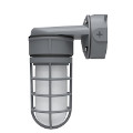 Maxlite Vaporproof Jelly Jar Wall Mounted 14W  LED Lamp 5000K JJW14150