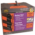 M-D Backer Rod 5/8 inch x 150 ft roll 71552