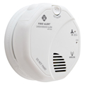 BRK CO511B Wireless Interconnect Battery Carbon Monoxide Alarm w/Voice